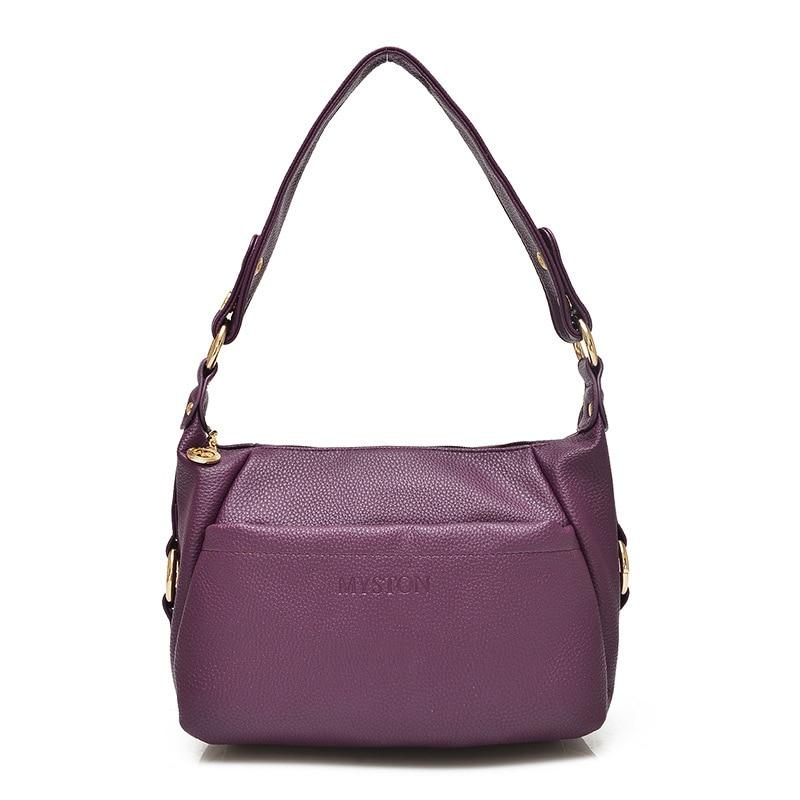 2233ceb6ba93 Повседневное Для женщин кожа Сумки на плечо высокое качество Для женщин  сумка Винтаж дамы Сумки Crossbody Tote Сумки Bolsas femininas