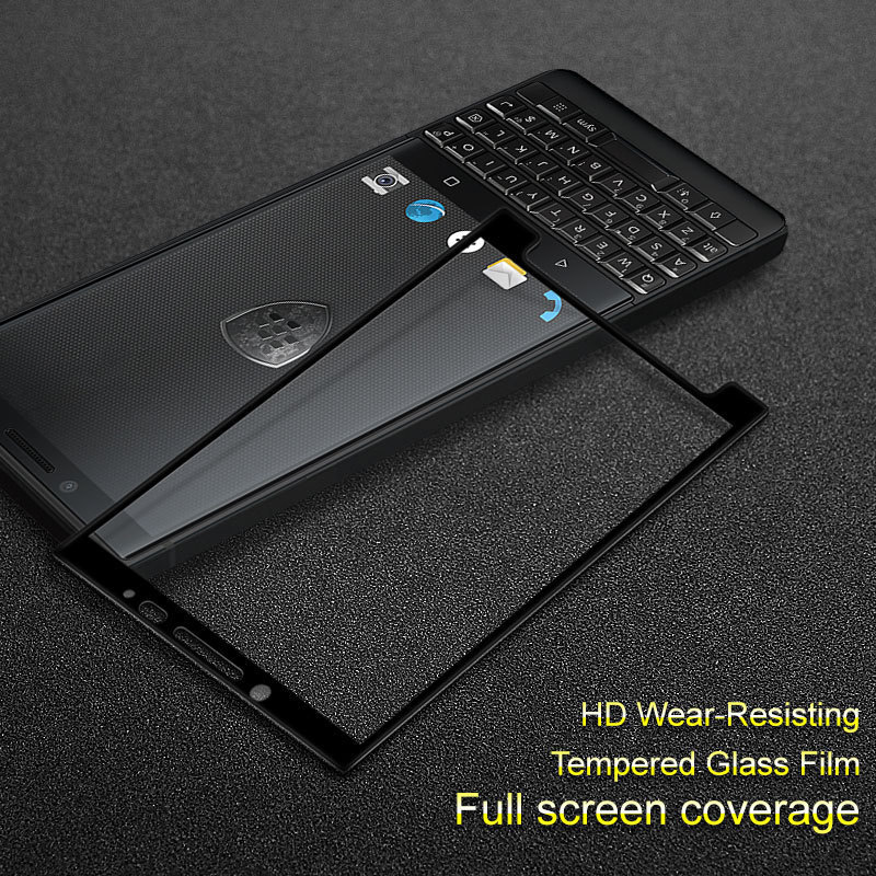 """2pcs/lot For BlackBerry Key One Tempered Glass 9H 2.5D Premium Screen Protector Film For BlackBerry KEYtwo Key 2 Two Athena 4.5""""(China)"""