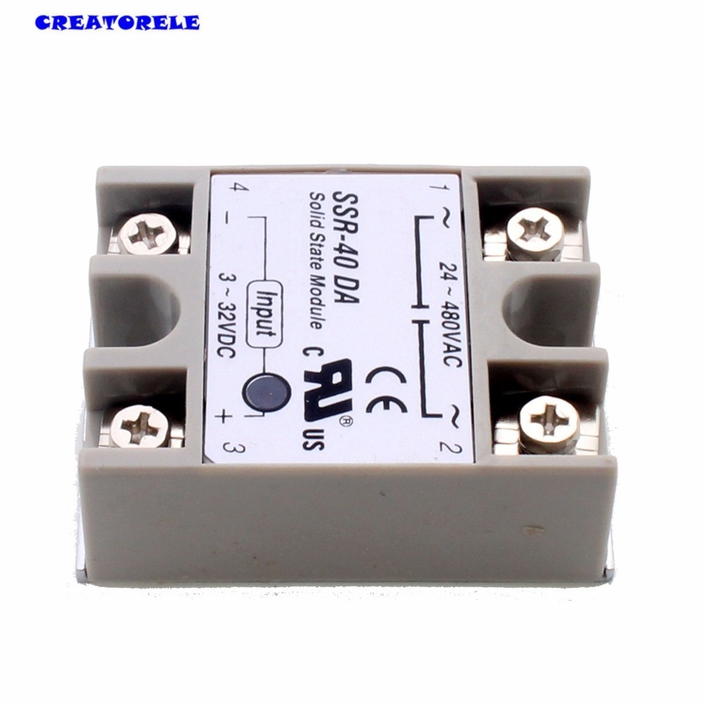 Aliexpress buy hot new temperature control solid state timer aliexpress buy hot new temperature control solid state timer relay ssr 40da 40a 3 32v dc 24 380v ac from reliable timer relay suppliers on chint store sciox Images