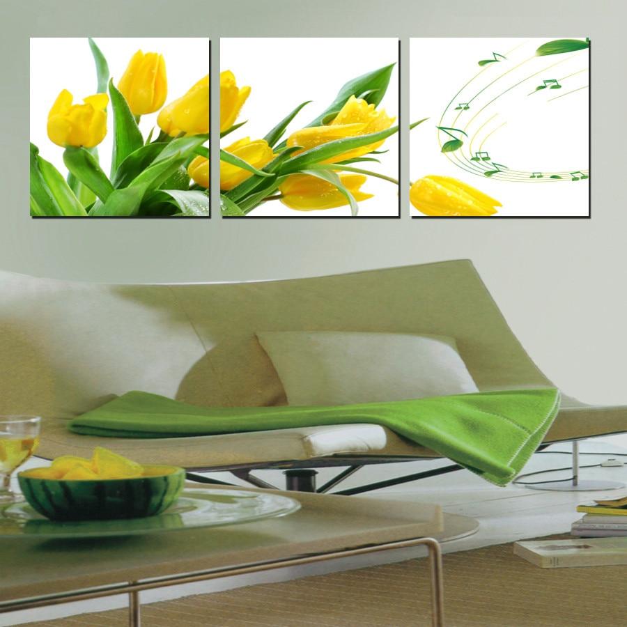 Achetez en Gros jaune tulip photos en Ligne à des Grossistes jaune ...