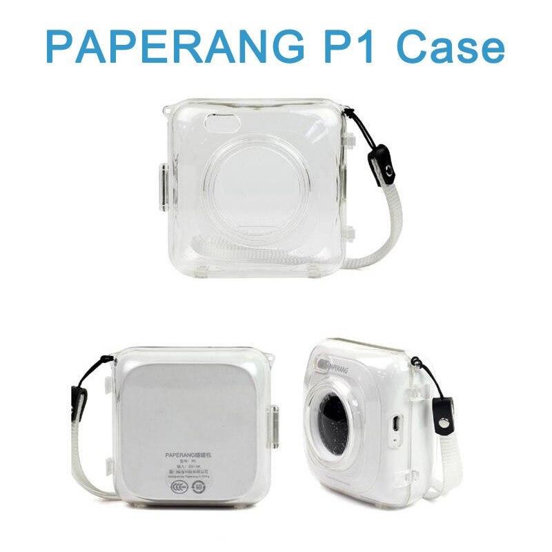 PeriPage paper ANG термобумага этикетка бумажный стикер бумага для фотопринтера - Цвет: PAPERANG P1 Cover
