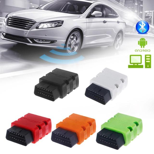 MINI Bluetooth Scanner V2 1 OBD2 OBDII For Android Computer Torque Car Code  Scanner Auto Diagnostic Tool Scaner Automotriz A103-in Code Readers & Scan