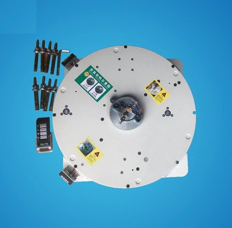 100 kg Capacité Motorisé Lumière Ascenseur/Électrique Lustre Palan/Auto Poids 13 kg