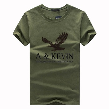 Men short-sleeved T-shirt