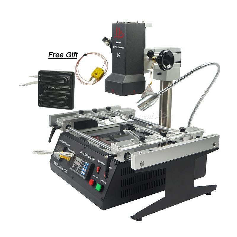 LY IR6500 V.2 Infrared BGA Rework Station Motherboard Repair Machine For Lead-free Soldering Reworking