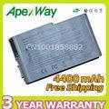 Apexway 11.1 В Батарея для Dell Latitude D500 D505 D510 D520 D530 D600 D610 для Precision M20 C1295 M9014 U1544 W1605 Y1338