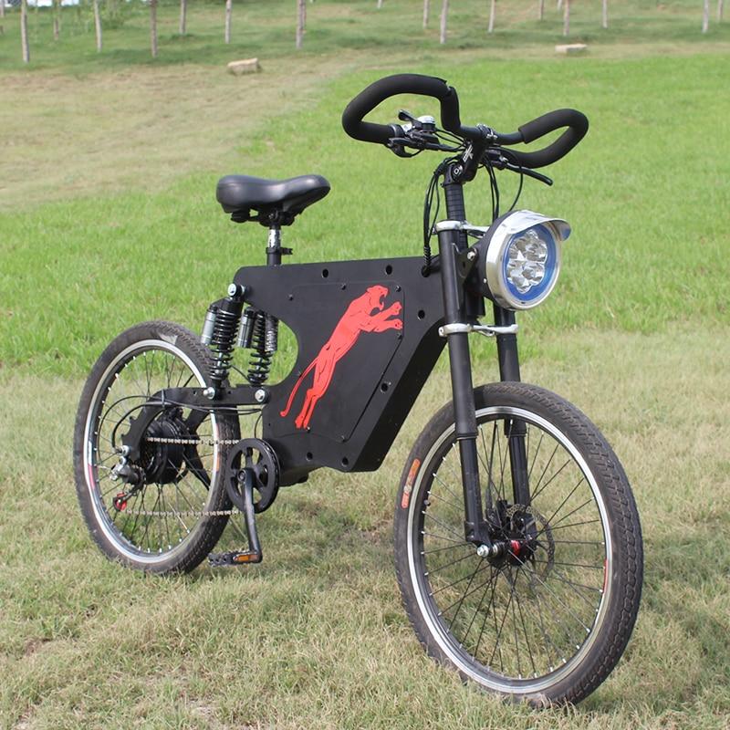 24 Pulgadas Bicicleta Eléctrica Todoterreno 48v500w Bicicleta Eléctrica 48v20ah-40ah Batería De Litio Frontal Y Trasera Doble Suspensión E- Bicicleta LíMpido A La Vista