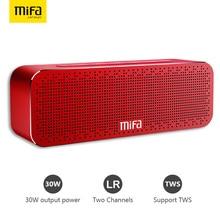 Altavoz Bluetooth portátil MIFA A20, Boombox altavoz estéreo con sonido inalámbrico, altavoces con soporte de Supergraves, Altavoz Bluetooth TF AUX TWS