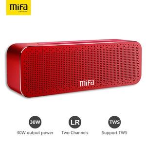 Image 1 - MIFA A20 נייד Bluetooth רמקול אלחוטי סטריאו קול Boombox רמקולים עם סופר בס תמיכה TF AUX TWS Bluetooth רמקול