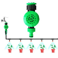Automatic Mechanical Water Timer Valve Irrigation Sprinkler Controller Garden Watering Timer Irrigation Controller System|Garden Water Timers|Home & Garden -