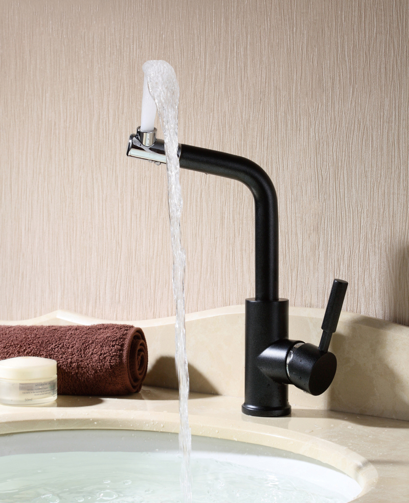 ФОТО Kitchen Sink Faucets with Black, White, Green , Orange and Blue, Brass Kitchen Basin Mixer Taps With Sale Wholesale