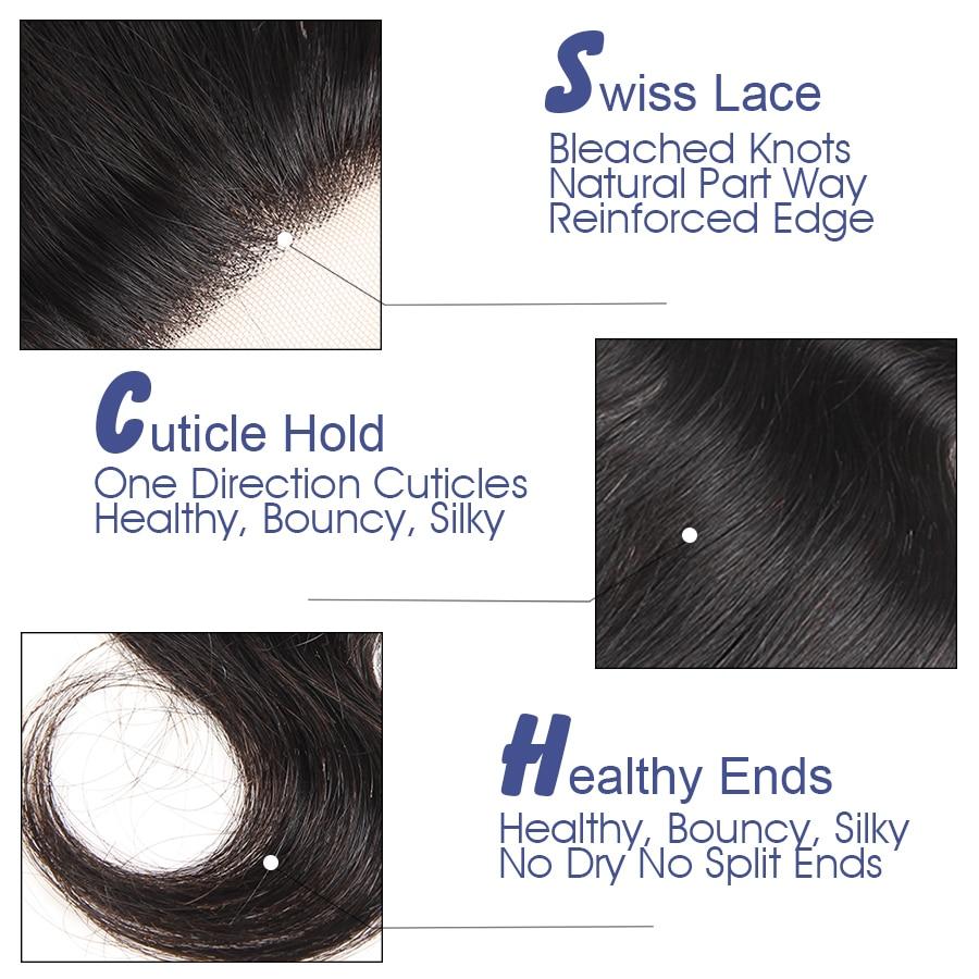 Satai Hair 4 * 4