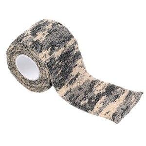 Image 1 - Nuevo 1 Rollo Hombres Del Ejército Camuflaje Cinta Adhesiva Invisible Wrap Caza Al Aire Libre de Nueva CALIENTE