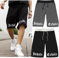 2016 summer new Young hungry gothic men's Women pyrex casual hip-hop plus size shorts male trousers men clothing