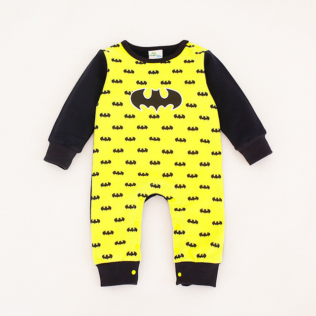 a6cf4d8b820a 0-18M Spring newborn girl boy cotton clothes Infant rompers clothing baby  Long sleeve