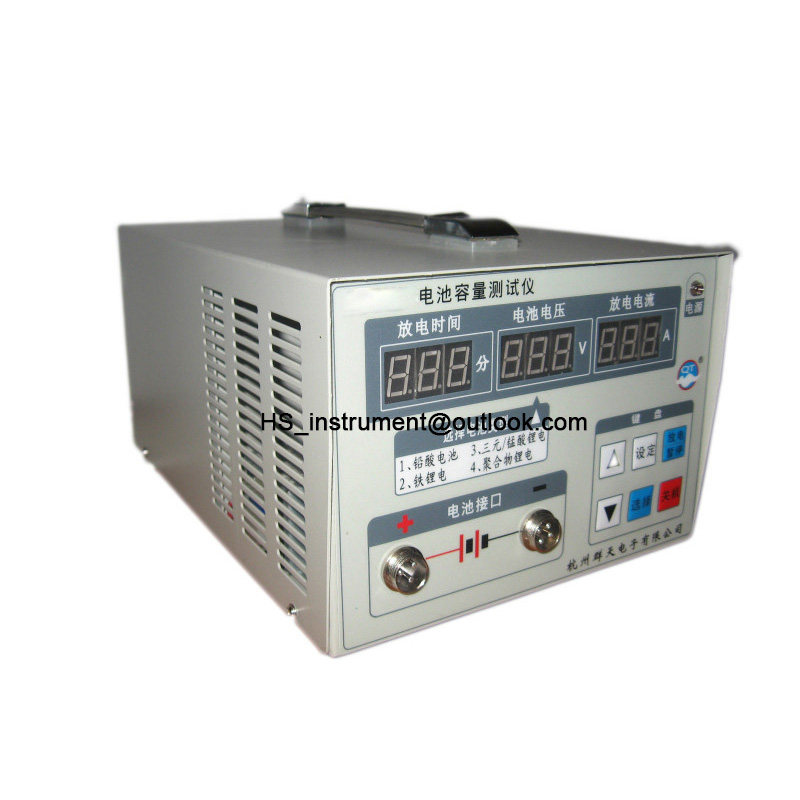 QTBC Battery capacity tester iron lithium / ternary / manganese acid lithium polymer discharge instrument 72V60V48V36V24V12V 511743p rushed five drill special polymer lithium battery factory outlet