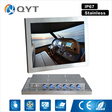 """Tablet pc with rs232/3usb/wifi 15"""" rugged ip67 industrial All in one computer intel core i3 Resistive touch 1024×768"""