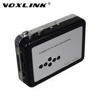 VOXLINK USB Cassette Player And Converter Convert Old Tape To MP3 Format Into TF Micro SD