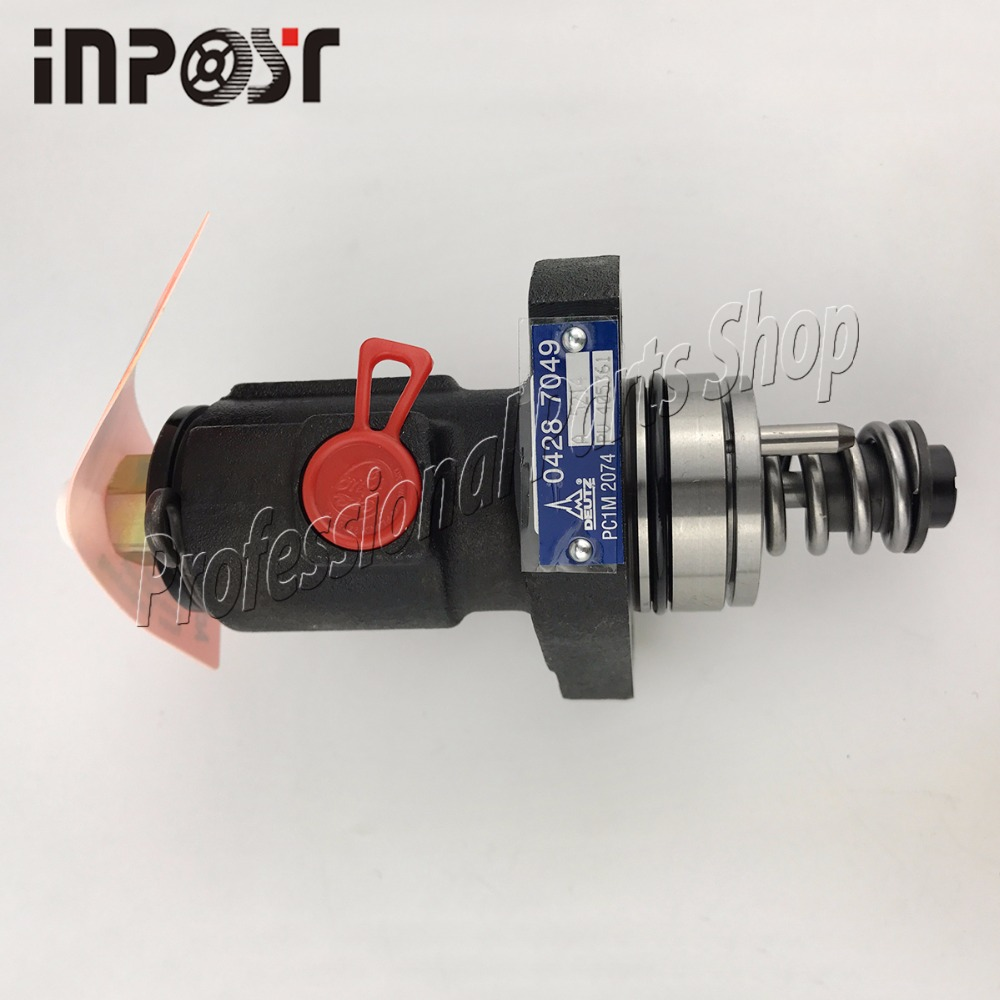 Насос 04287049 0428 7049 0428 7049 впрыска топлива для deutz 2011 1011 Двигатели для автомобиля