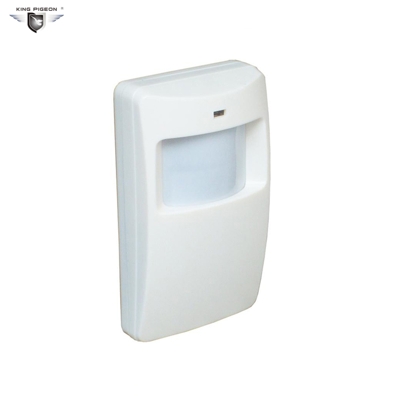 Energiesparende drahtlose pir-bewegungsmelder sensor Passiv-infrarot-bewegungsmelder (2 stücke PIR-100B)