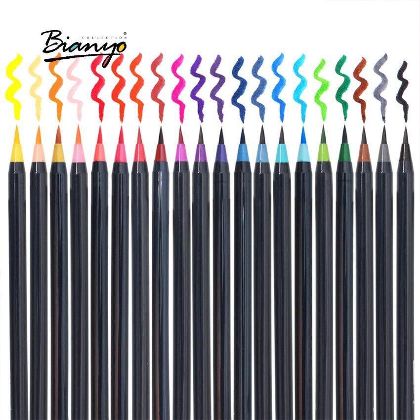 Marcadores da Arte do artista mark pen escova Estilo 3 : Painting & Drawing Pens