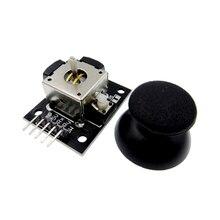 10PCS/LOT Dual-axis XY Joystick Module new KY-023