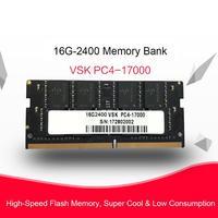 DDR4 четвёртого поколения материнская плата 16 г Объём памяти 2400HMz частоты полный Совместимость ноутбука банк памяти для бега Скорость