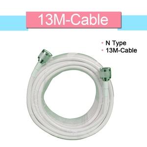 Image 5 - Walokcon 세트 이득 65dB (LTE 대역 1) 2100 UMTS 모바일 신호 부스터 3G (HSPA) WCDMA 2100MHz 3G UMTS 셀룰러 리피터 앰프