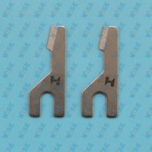 2 pcs UPPER STEEL KNIFE MK 4 KB270010 for BARUDAN