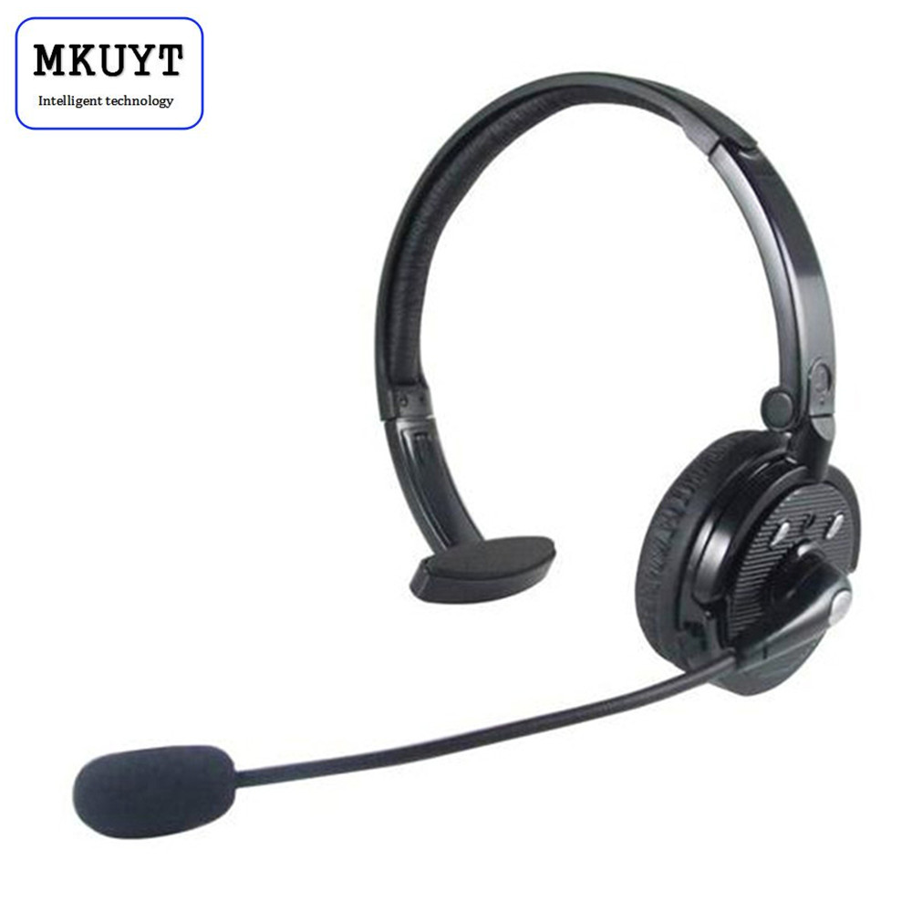 MKUYT HiFi Deep Bass Wireless Stereo Bluetooth Headphone Noise Cancelling Headset With Microphone for All Phone PS3 rock y10 stereo headphone earphone microphone stereo bass wired headset for music computer game with mic