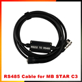 Hot selling RS485 Cable for MB Star C3 RS232 to RS485 Cable with Cooper material free shipping