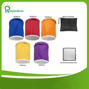 Image 1 - free shipping 5 Gallon 5 bags Herbal Extracts Bubble HASH ICE EXTRACTOR Bubble  bag