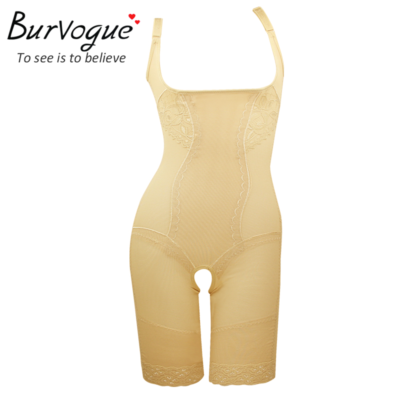 Burvogue Hot Women Full Body Shaper Shapewear Slimming Butt Lifter and Tummy Timmer Shaper Underwear Waist Shaper Firm Control