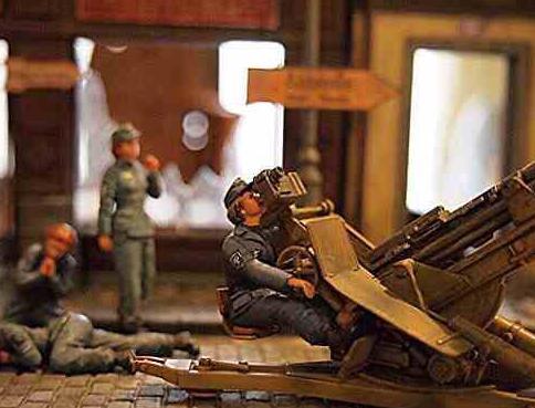 1/35 樹脂の女性空軍対空補助力ナース 8 ピース/セット (のみフィギュア)  グループ上の おもちゃ & ホビー からの モデル構築キット の中 1