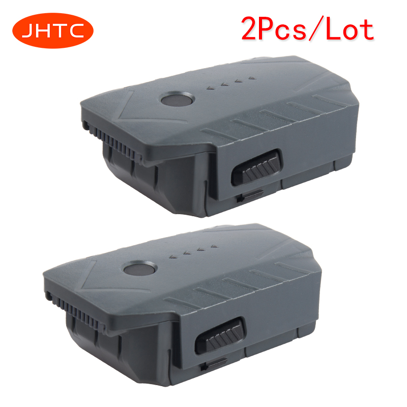 JHTC 2pcs/lot 3830mAh for DJI Mavic Pro Battery Intelligent Flight (3830mAh/11.4V) specially designed for the Mavic Drone цены