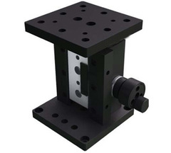 PT-SD403 Precise Manual Lift, Z-axis Manual Lab Jack, Elevator, Optical Sliding Lift, 25mm Travel linear table z axis precise manual lift manual lab jack elevator optical sliding lift travel 60mm pt sd408