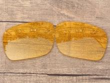 Cristal Amarelo Lentes de Reposição para Authentic Holbrook Óculos De Sol  Quadro 100% UVA   Uvb 8d82661b62