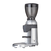Automatic home electrical coffee grinder electro dosing/on Demand conical espresso grinder/Cafe grinder 220v 130w 1pc