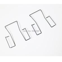 10 יחידות חדש Meta חגורה קליפים עבור Shure ULX U1 ULX1 אלחוטי bodypack משדר החלפת Beltpack קליפים x 10