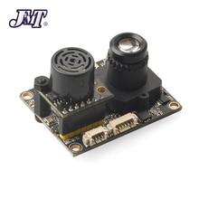 JMT PX4FLOW V1.3.1 كاميرا ذكية استشعار التدفق البصري مع MB1043 وحدة أشعة فوق الصوتية سونار للتحكم في الطيران PX4 PIX
