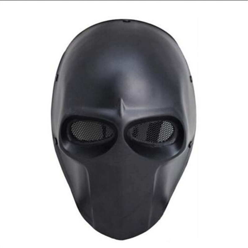 ФОТО Army of Two party Mask Fibreglass Airsoft Paintball Helmet (Black) dance mask