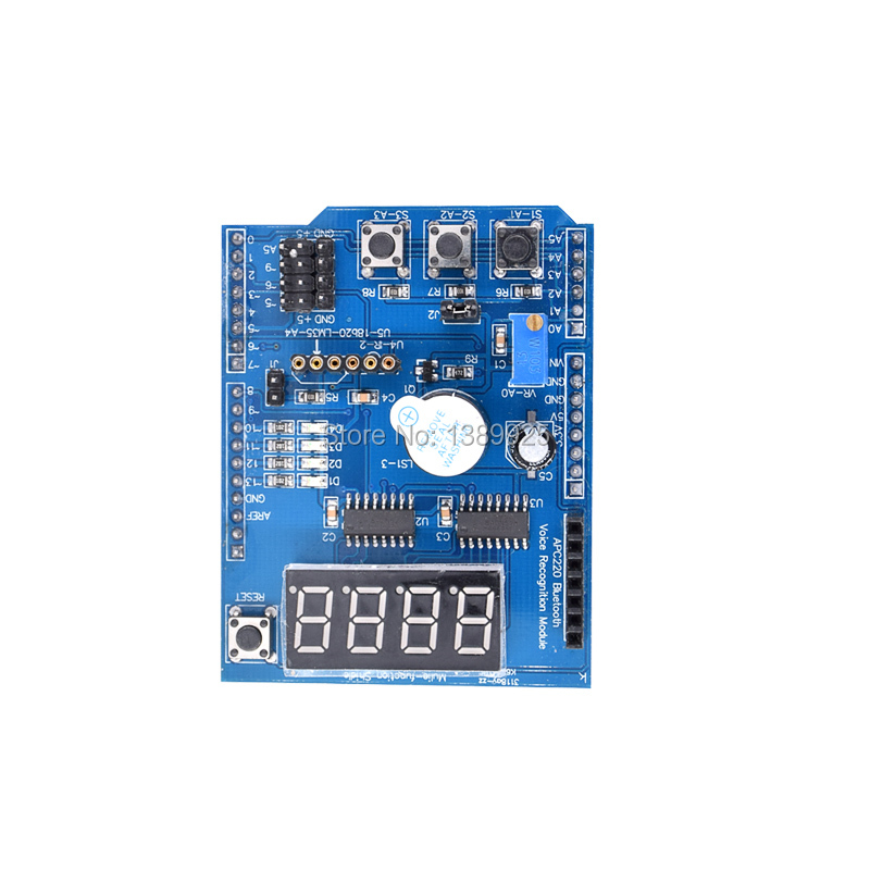 For Arduino Multi Function Expansion Board Basic Learning Suite MCU Development Board