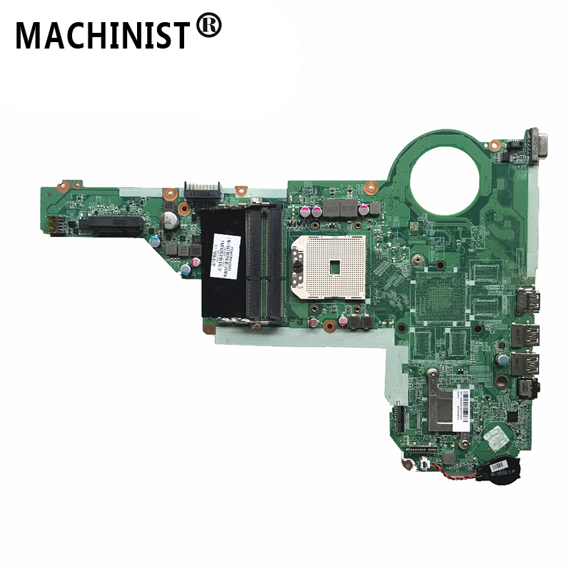Original For HP 17-E 14-E 15-E Laptop Motherboard SOCKETFS1 DDR3 720691-501 720691-001 DA0R75MB6C0 DA0R75MB6C1 100% Fully Tested