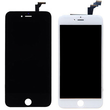 1 Piece Black White New LCD Module For iPhone 6 Plus 5.5Inch LCD Display Digitizer Touch Screen Assembly VAN01 T18 0.45