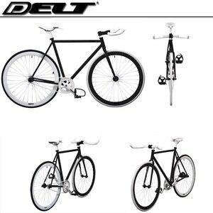 Image 2 - 5 צבעים הילוך קבוע כביש אופניים אופני מגפון בר כפוף כידון 25.4X22.2X 420mm אלומיניום אבזרים
