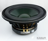 1PCS Kasun KS 10456 10'' Subwoofer Speaker Driver Unit Casting Aluminum Basket Massive Rubber Surround Fs=32Hz 8ohm 250W D260mm