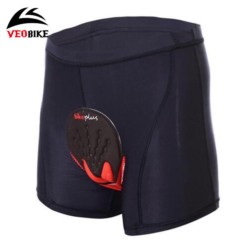 VEOBIKE-High-quality-Nylon-Fabrics-Bike-Underwear-High-Elastic-Breathable-Jersey-Silicon-Gel-3D-Padded-Shorts