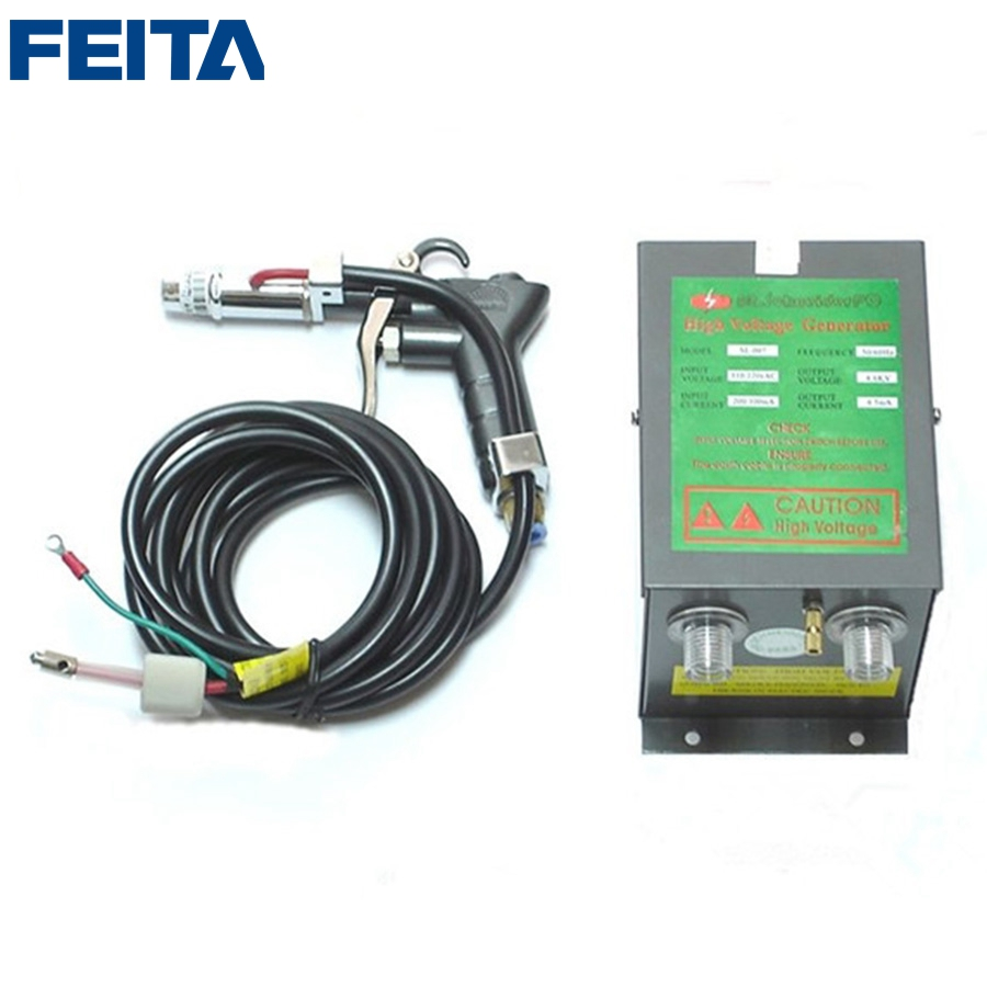 FEITA SL-004 Lonizing Air Blowers Static Eliminate Equipment+SL007 Power Supply For Removing Static And Dust feita sl 004 esd ionizing air gun lonizing air blowers static eliminate equipment sl007 static eliminator power supply 110v 220v