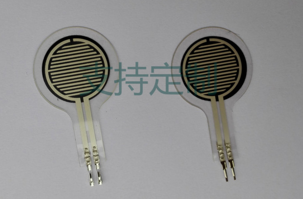 Fast Free Ship Thin Film Pressure Sensor Suitable For Weighing Intelligent Insoles Bite Test Match PVDF Fsr