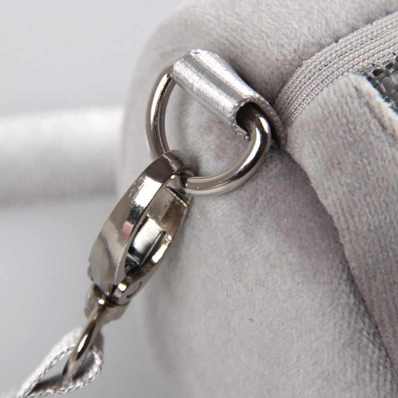 1 шт. плюшевая маленькая одежда для животный сумки мягкие хомяки дорожные одиночные Сумки через плечо дышащие ПЭТ морские свинки переноска сумки